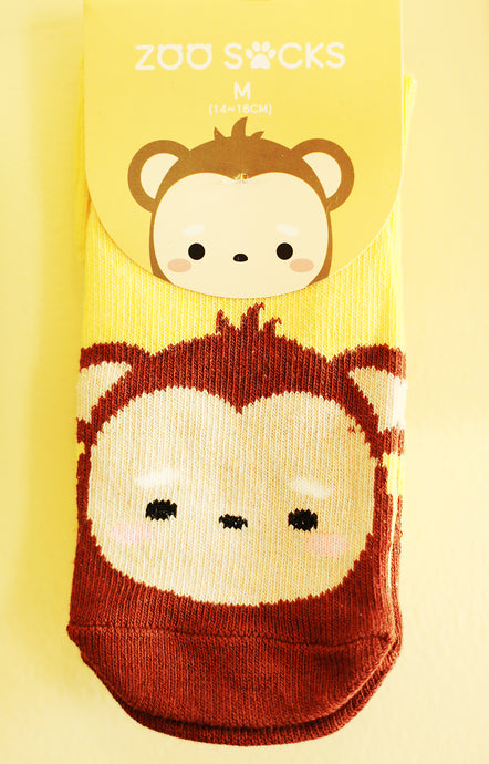 MARVELOUS MONKEY ZOO SOCKS