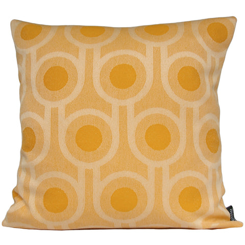 Woven Wool Cushion | Benedict Dawn Large Repeat Pattern 45x45cm