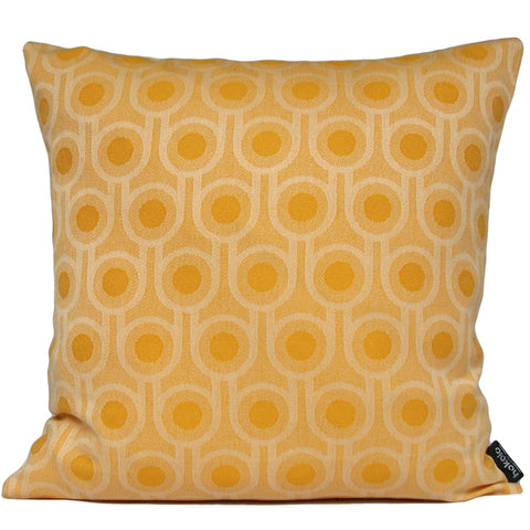 Woven Wool Cushion | Benedict Dawn Small Repeat Pattern 45x45cm