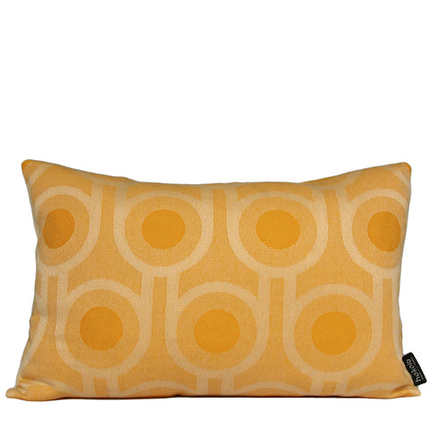 Woven Wool Cushion | Benedict Dawn Large Repeat Pattern 45x30cm