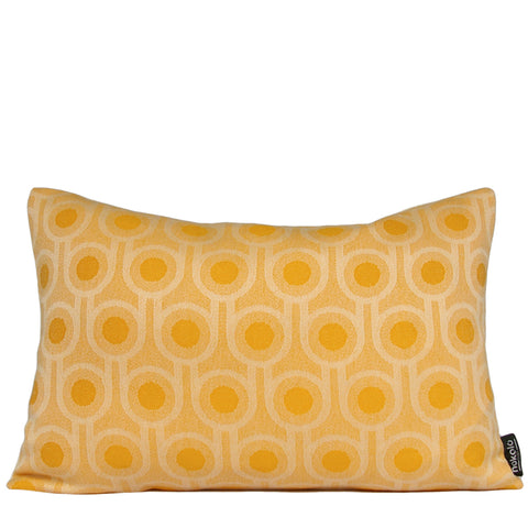 Woven Wool Cushion | Benedict Dawn Small Repeat Pattern 45x30cm