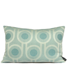 Benedict Blue Large Repeat rectangular cushion 45x30cm