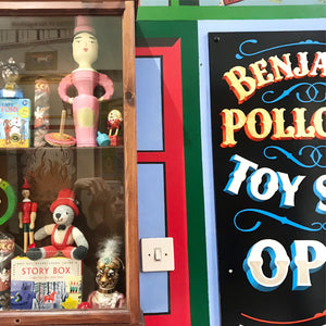 SHOP: Benjamin Pollock's Toy Shop, London