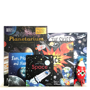 childrens books space