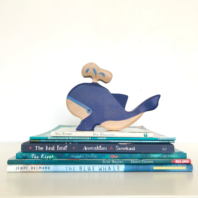 BOOKS WE'RE READING: Oceanic Tales + Marine Life