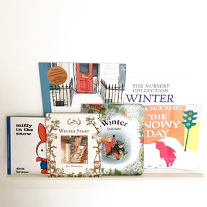 BOOKS WE'RE READING: Finding joy in Winter