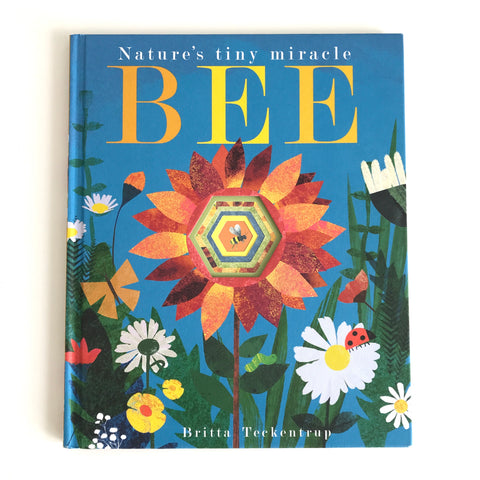 Bee Britta Teckentrup Book Kids Books