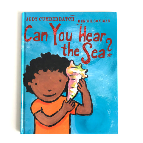 Can you hear the sea book