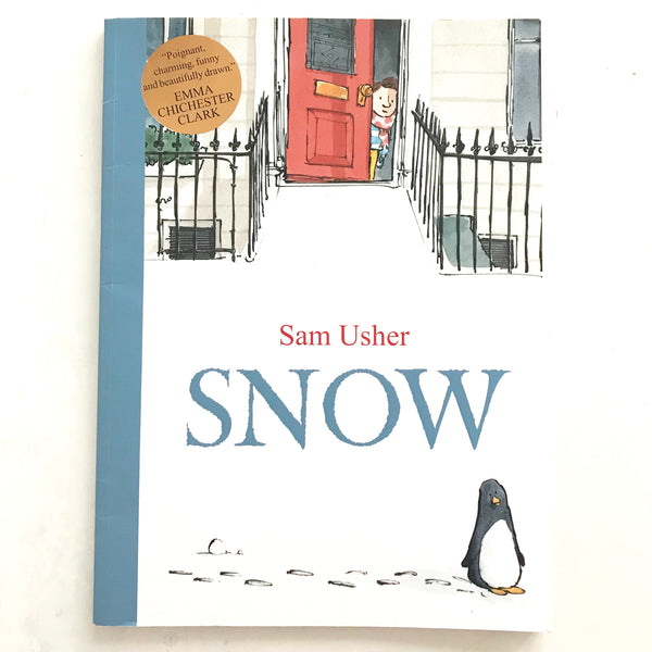 Snow Sam Usher