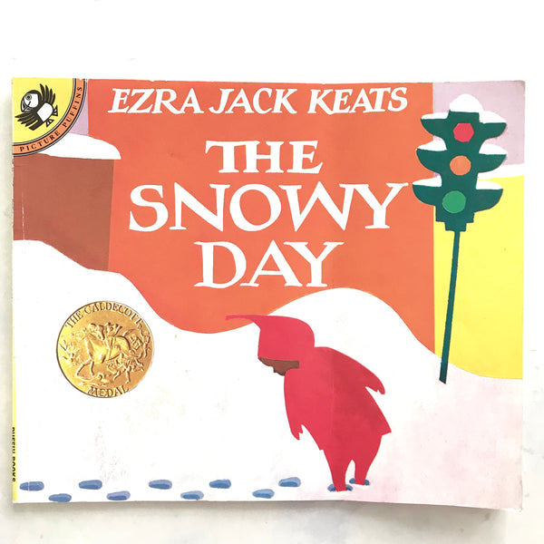 The Snowy Day Book Jack Ezra Keats