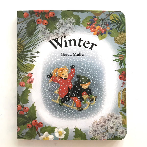 Gerda Muller Winter Book