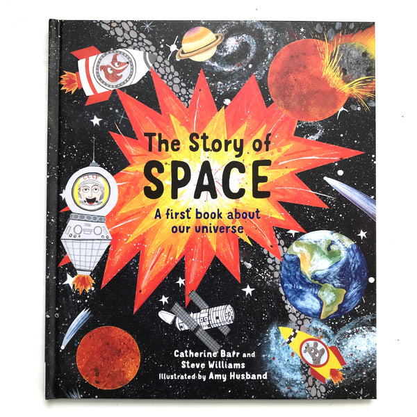 the story of space book