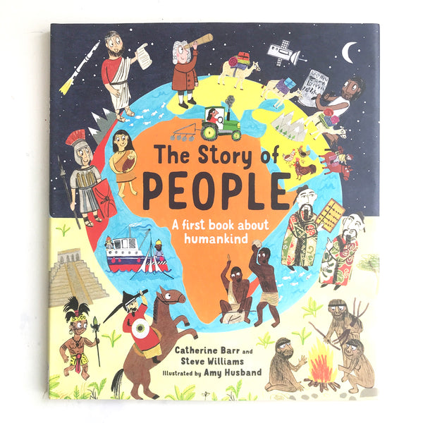 The Story of People Book
