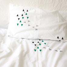 APEX (green) Duvet Set
