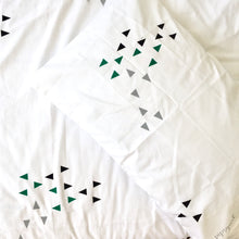 Pipsqueak APEX Pillow Case (green) 100% Cotton Percale