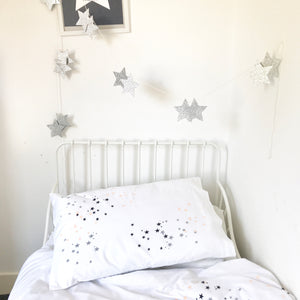 Sample TWINKLE STAR (peach) Duvet Set