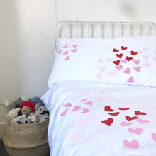 Seconds OH MY HEART Pink | Single Duvet Set | Kids Bedding