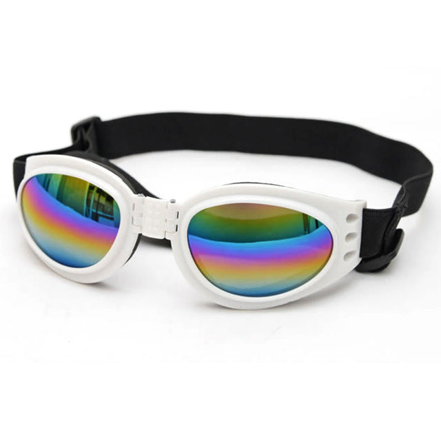 1 x Fashion Pet Dog Sunglasses Multi-Color Fashionable Eye Wear Protection Goggles Water-Proof Sunglasses P10