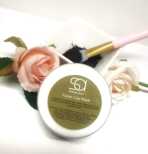Simply Ami Facial Clay Mask