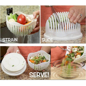 New Magic Super Salad Maker (Flash Sale 24 Hours Only)
