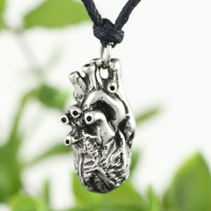 Heart - Anatomical Heart Pendant