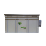 PollenMaster 1500 Processes Up to 3.5Lbs of Product Per Cycle Front View