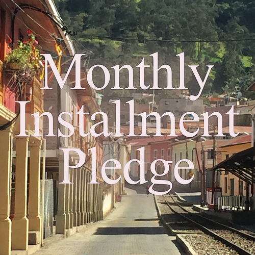 Monthly Pledge