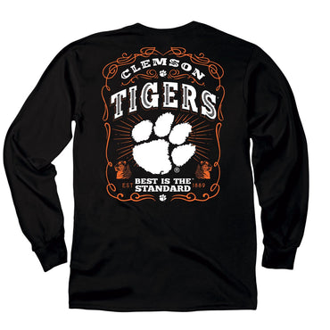 Tiger Label Longsleeve