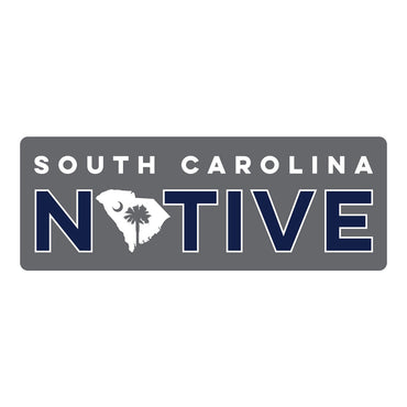 SC Native Decal - 17531