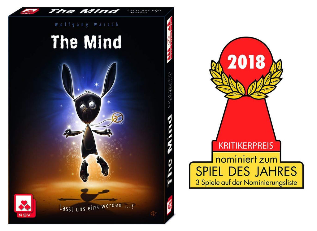 THE MIND WINS AS D'OR JEU DE L'ANNEE