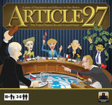 Article 27 Board Games Geek South Africa