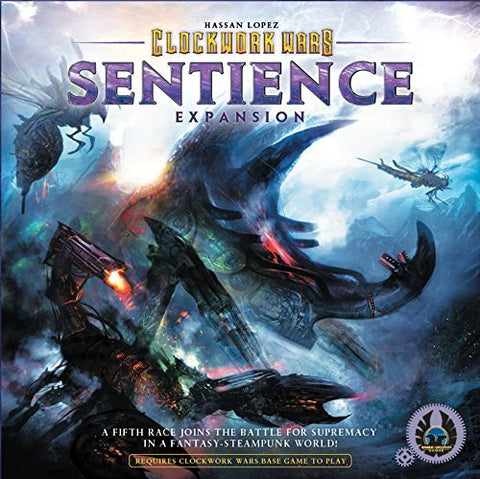 Clockwork Wars Sentience Expansion Board Game Geek South Africa