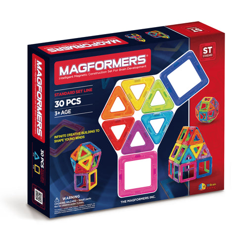 Magformers 30 Set STEM Geek South Africa