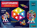 Magformers Carnival Set 46P STEM Geek South Africa