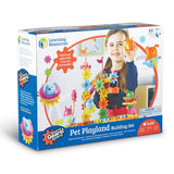 Pet Playland Building Set Gears
