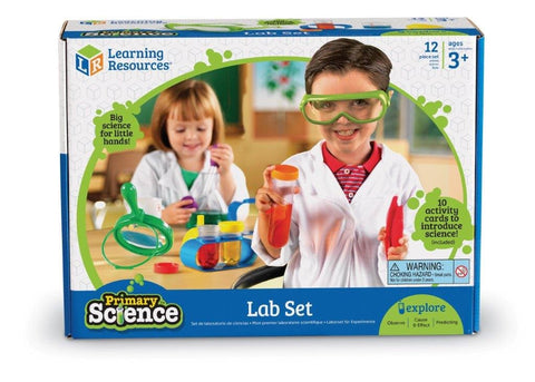Primary Science Lab Set STEM Geek South Africa