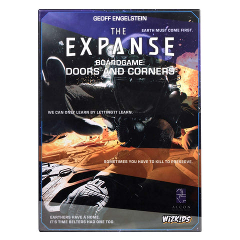 The Expanse Boardgame: Doors and Corners Expansion Board Game Geek South Africa