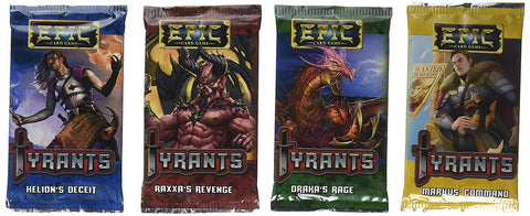 Epic Card Game Tyrants Display Card Games Geek South Africa