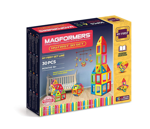 Magformers My First 30 Set STEM Geek South Africa