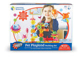 Pet Playland Building Set Gears STEM Geek South Africa