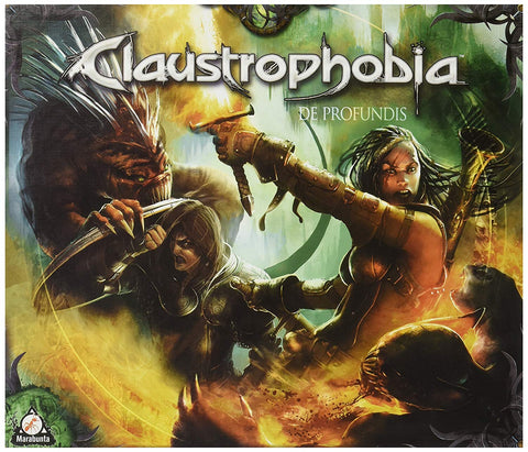 Claustrophobia De Profundis Board Games Geek South Africa