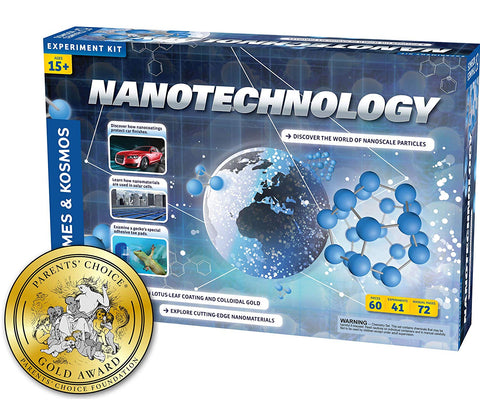 Nanotechnology Science Set STEM Geek South Africa