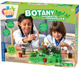 Botany - Experimental Greenhouse STEM Geek South Africa