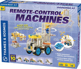 Remote-Control Machines STEM Geek South Africa