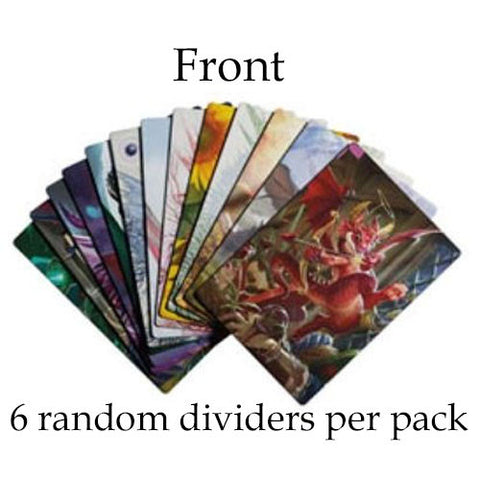 Dragon Shield Card Dividers Series 1