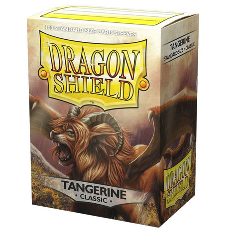 Dragons Shield Sleeves