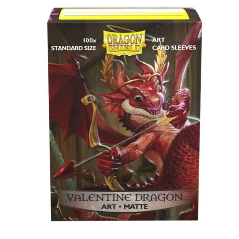 Dragon Shield Valentine Dragon 2020 Card Sleeves
