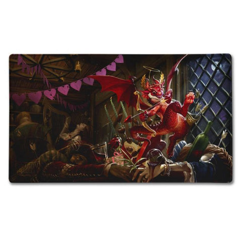 Dragon Shield Valentine Dragon 2020 Playmat