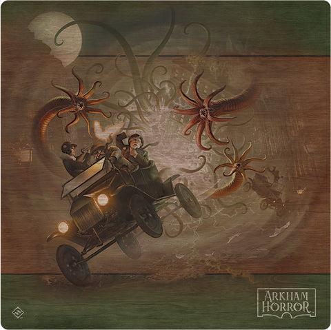 Arkham Horror 3rd Ed Game Mat