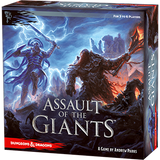 D&D Assault of the Giants Board Game